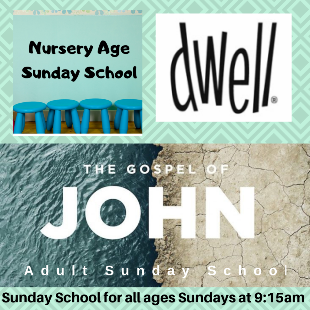 Sunday School for All Ages – First Presbyterian Church